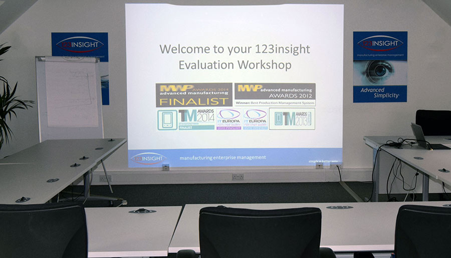 Press release - 123 Insight releases 36 MRP/ERP Evaluation