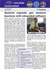 Systech Instruments Ltd case study
