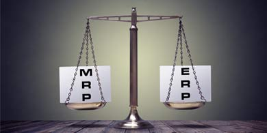 A complete guide to MRP/ERP